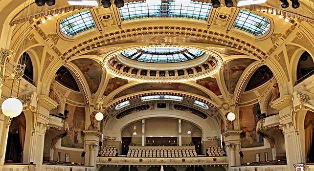 75 edición Conciertos Primavera de Praga, Obecni dum smetanova