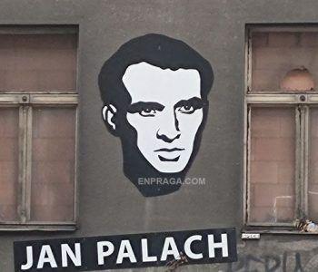 J. Palach protestó contra falta libertades