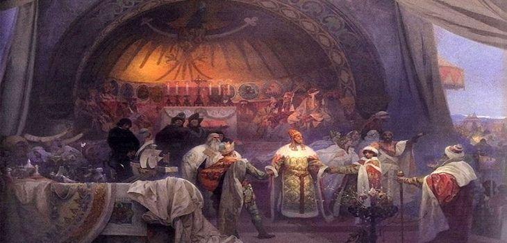 La Epopeya de la gran obra de Alfons Mucha, en Praga
