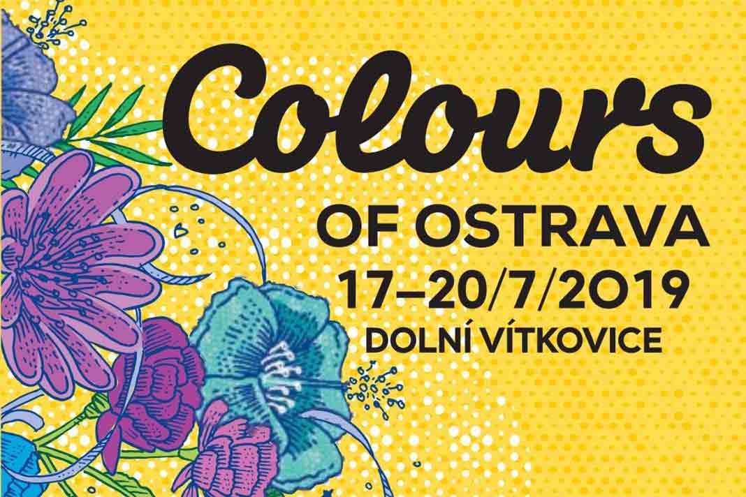 Cartel del Festival Colours of Ostrava