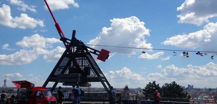 30 años marcando el tempo el Metrónomo de Praga